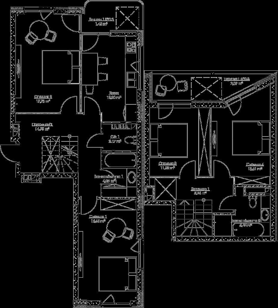 План квартиры k4Ж