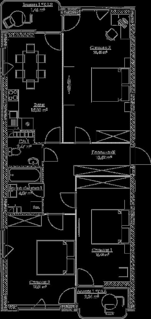 План квартири KV_7_3K1_1_1_7