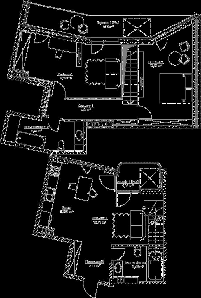 План квартиры KV_17_3b_1_1_1-1