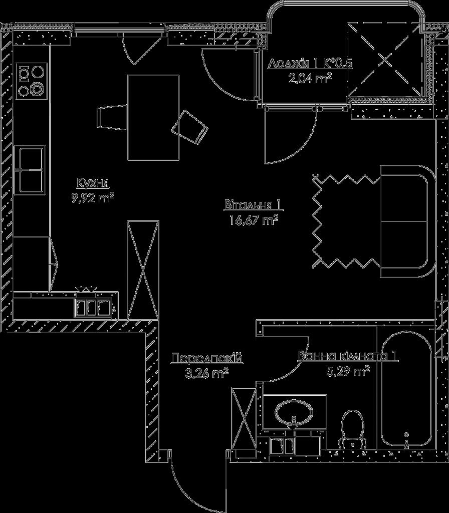 План квартири KV_21_1v_1_2_5-1