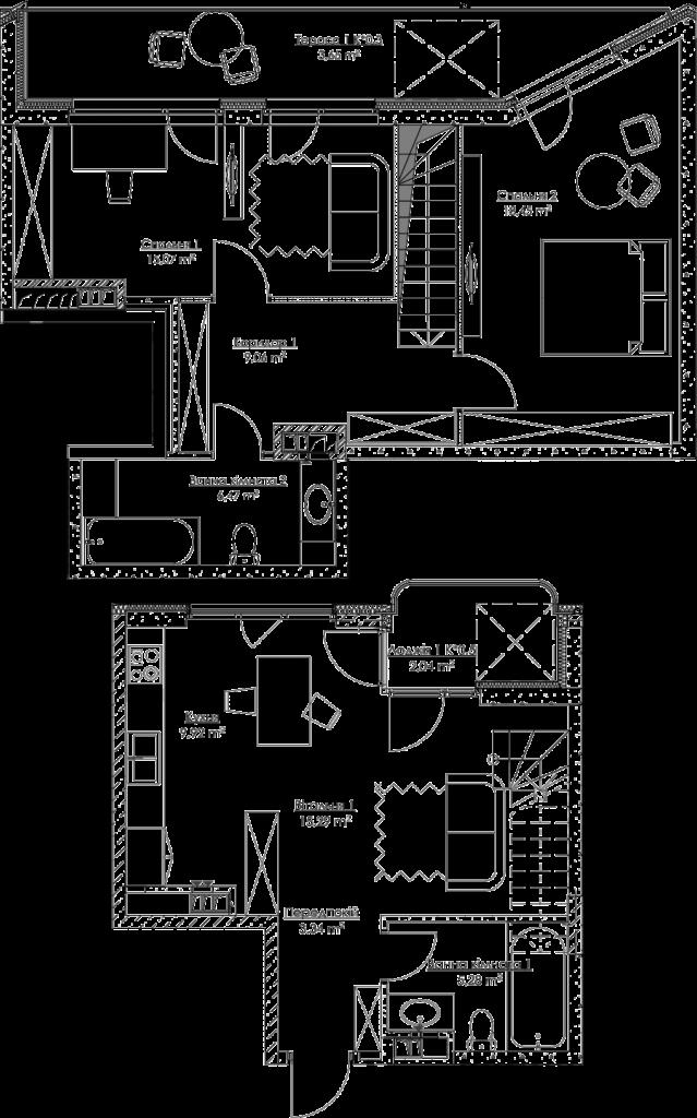План квартири KV_37_3g_2_2_5-1