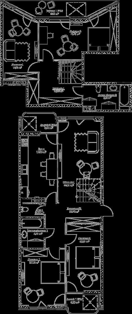 План квартиры KV_60_5v_3_3_12-1