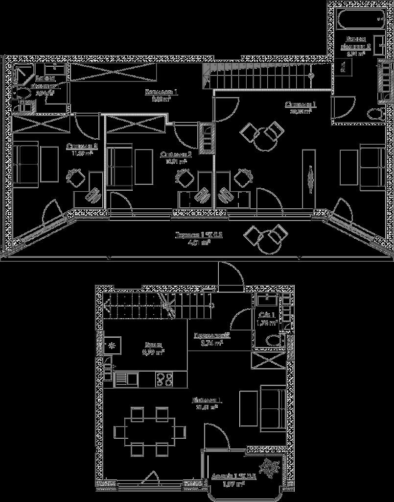 План квартири КВ_38_4В