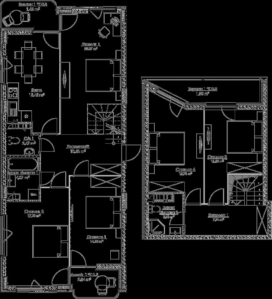 План квартири КВ_39_5A