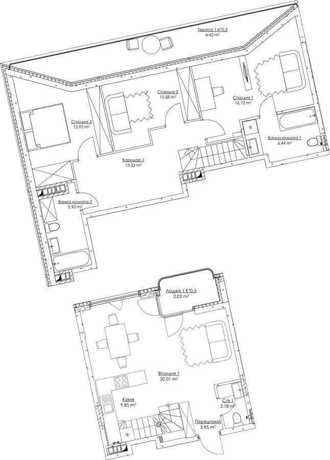 План квартири KV_23_4b_1_1_3-1