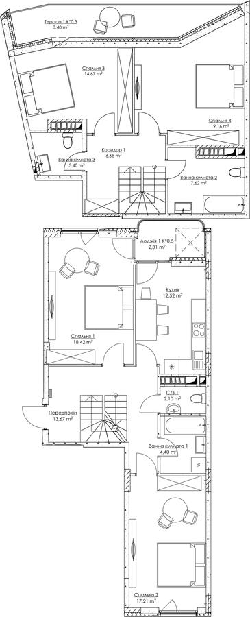 План квартири KV_42_4v_1_2_7-1