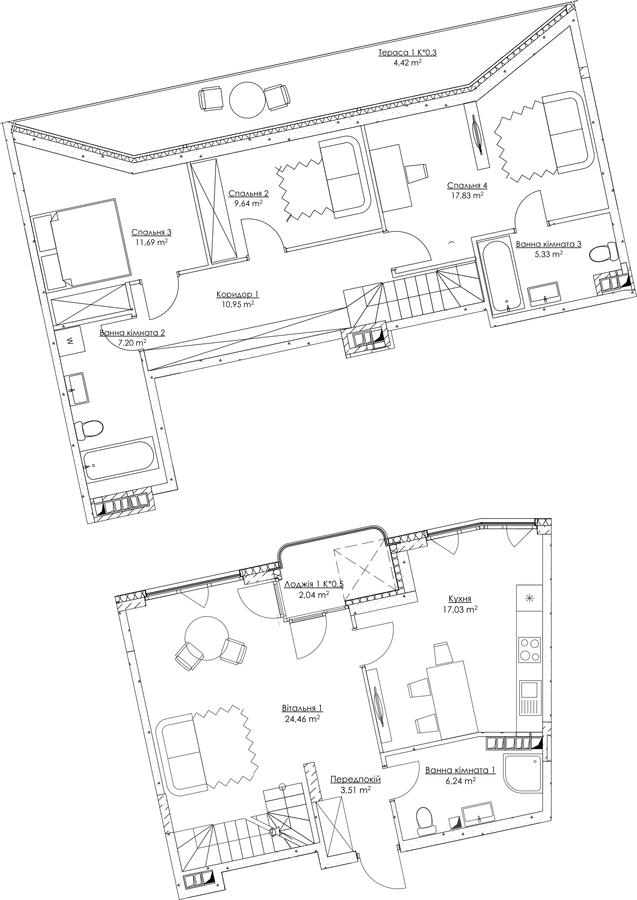 План квартиры KV_43_4g_1_2_8-1