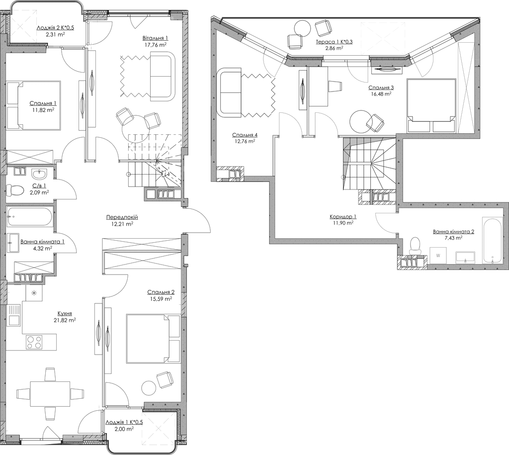 План квартири KV_46_5v_1_2_8-1