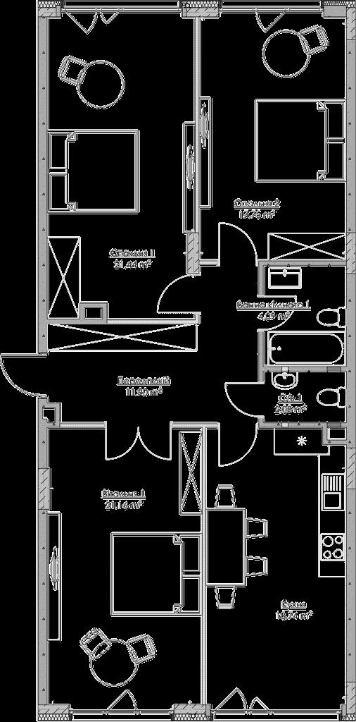 План квартири KV_47_3s_2_3_11-1