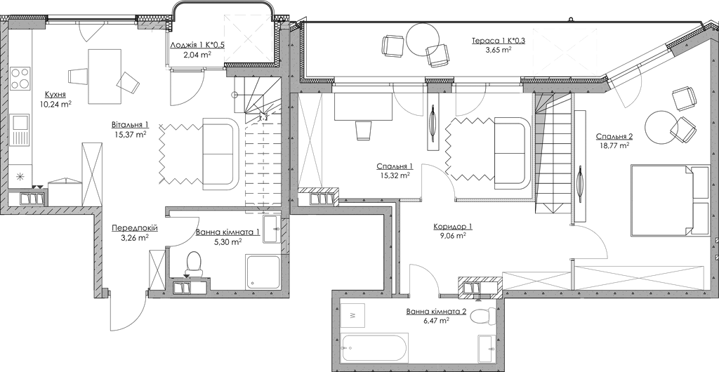 План квартири KV_69_3m_2_3_10-1
