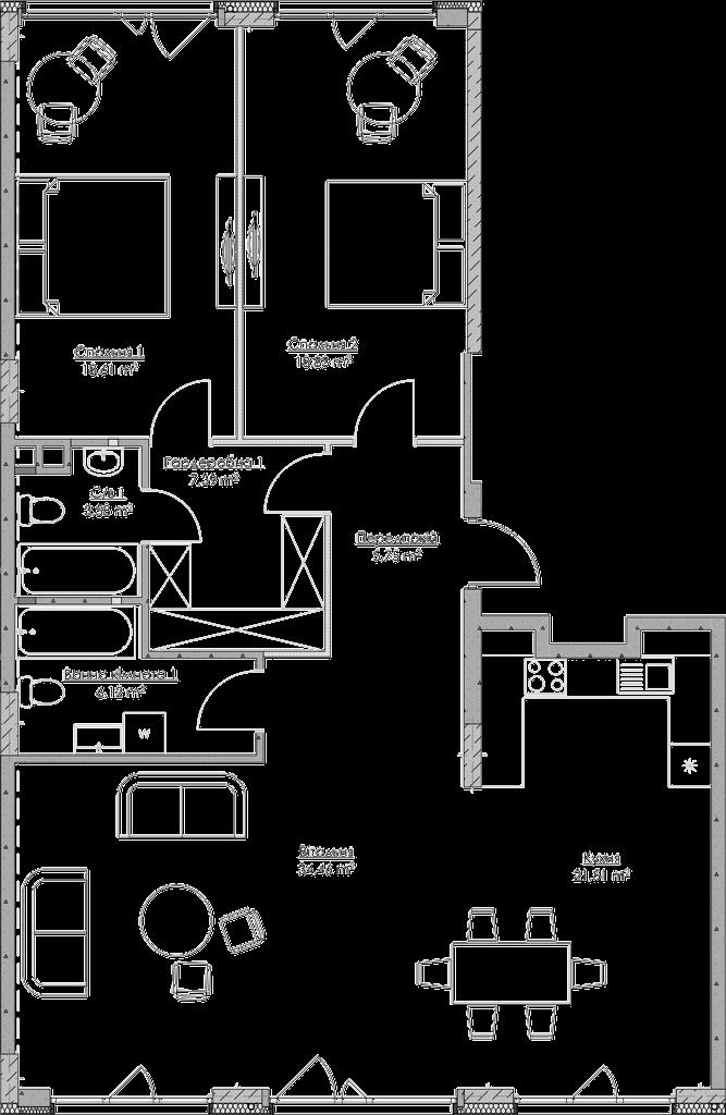План квартири KV_74_3t_2_4_18-1
